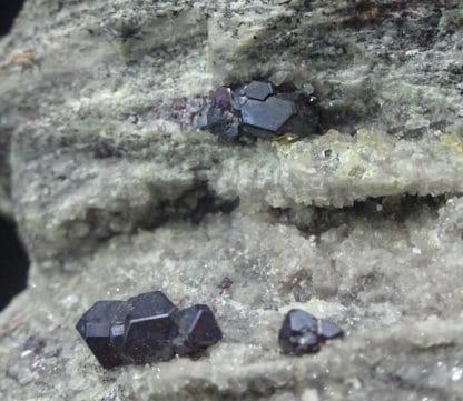 Cuprite, mine de Mashamba, Katanga, Congo.