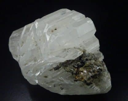 Cérusite maclée, mine de Tsumeb, Namibie.