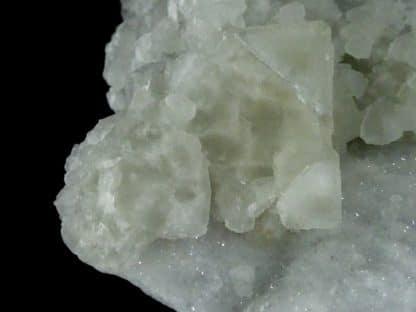 Fluorite (sceptre),mine de Fontsante, Tanneron, Var.
