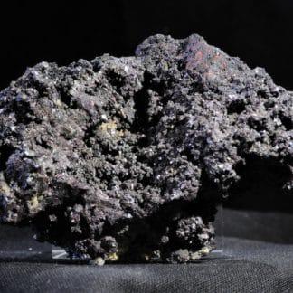 Cuprite, Mine de Wheal Gorland, Cornouailles, Angleterre, Royaume-Uni.