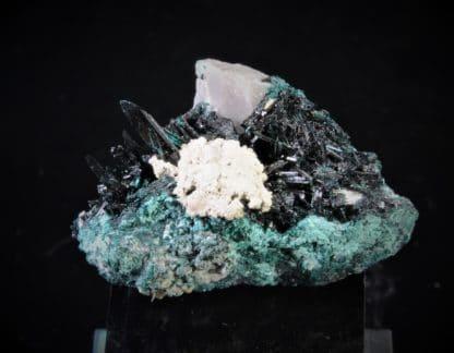 Brochantite, Milpillas, Cananea, Sonora, Mexique.