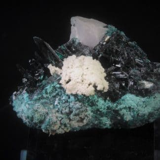 Brochantite, Milpillas, Cananea, Sonora, Mexique.