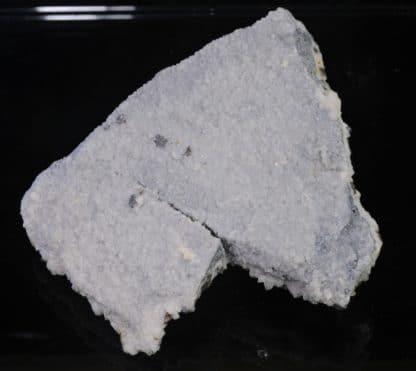 Galène, sphalérite (blende) et dolomite, mine de Trèves, Gard.