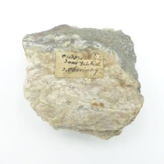 Minéraux de la collection Lacoste de Plaisance