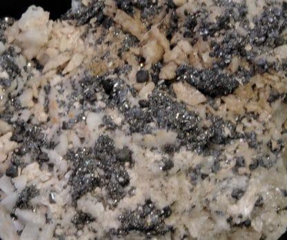 Tétraédrite, Blende, Dolomie, Usclas du Bosc, Loiras, Hérault.