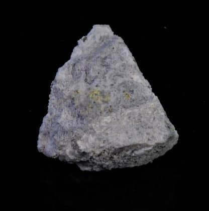 Or natif dans du quartz, Laurieras, Haute-Vienne, Limousin.