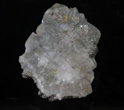 Fluorine, Pyrite, Proustite, Filon Saint Barthélemy, Mine de Fontsante, Var.