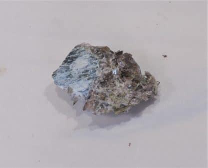 Axinite, Les Rochers d'Armentiers, Le Bourg d'Oisans, Isère.
