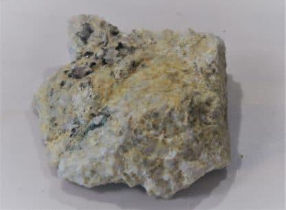 Titanite (Sphène) et Anatase, Entre Deux Roches, La Lauzière, Savoie.