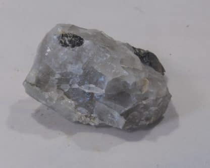 Cassitérite, carrière de Quily, Morbihan, Bretagne.