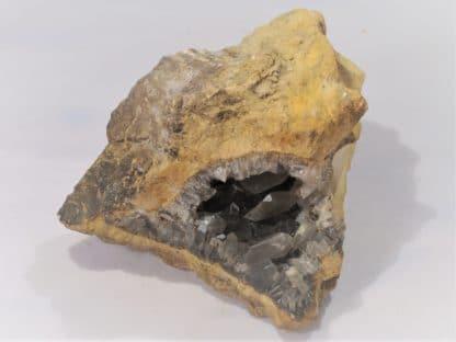 Grands cristaux de Baryte, Glageon, Nord, Hauts-de-France.