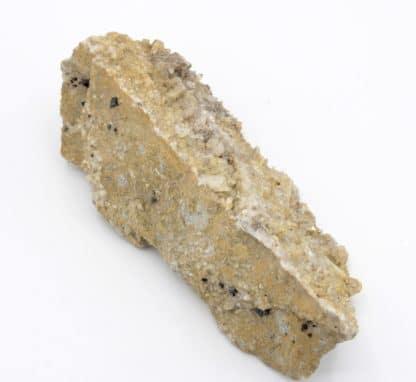 Anatase et quartz, Lugental, Maderanertal, Uri, Suisse.