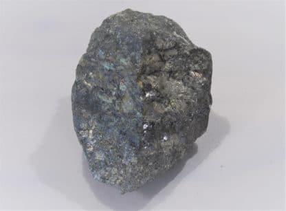 Arsénopyrite aurifère, Stibine et Pyrite, La Bessette, Puy-de-Dôme, Auvergne.