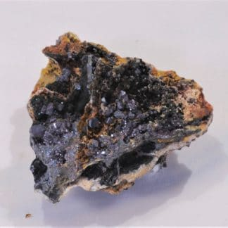 Cuprite, Mine du Moulinal, Tarn, France.