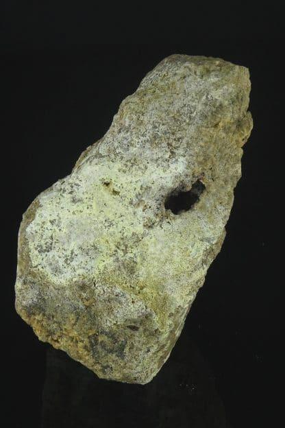 Hydrozincite, sphalérite, Diepenlinchen, Stolberg, Allemagne.