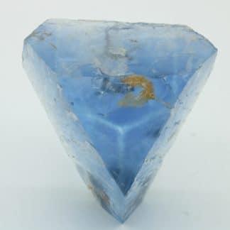Fluorine bleue (rare), Boltry, Seilles, Belgique.