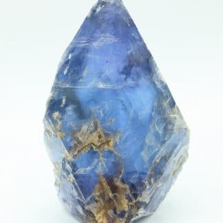 Fluorine bleue avec zonage violet, Boltry, Seilles, Belgique.