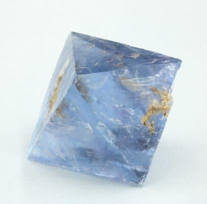 Fluorine bleue (couleur rare), Seilles, Belgique.