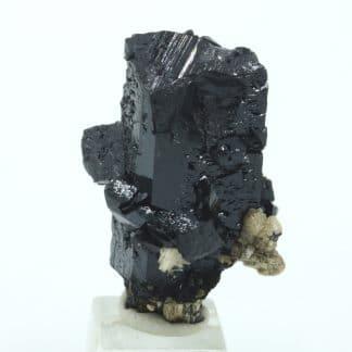Cristal d'Ilvaïte, Boron Quarry, Dalnegorsk, Russie.