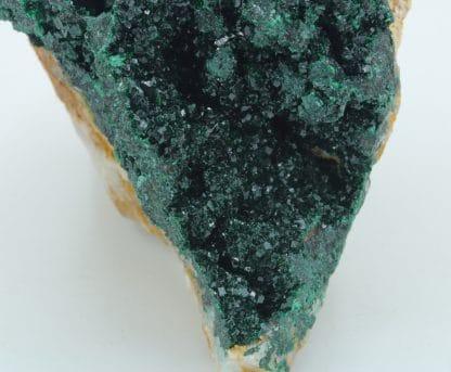 Malachite, mine de Bou Skour, Maroc.