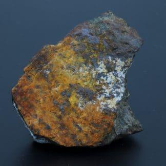 Churchite (ex. Weinschenkite), Leonie I Mine, Bavière , Allemagne.