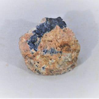 Lazulite, Col des Cabanes, Saint-Gervais-sur-Mare, Graissessac, Hérault.