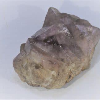 Fluorine violette, carrière du Rivet, Peyrebrune, Tarn.