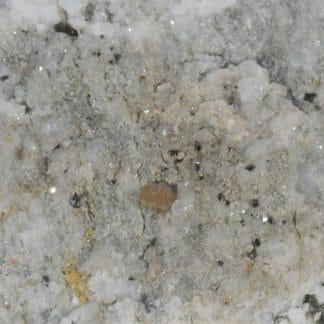 Monazite et Anatase, Le Plan du Lac, Saint-Christophe-en-Oisans, Isère.