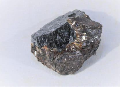 Dadsonite dans Calcite, Ravines de Saint-Pons, Alpes-de-Haute-Provence.
