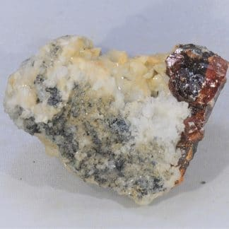Sphalérite (Blende), Mines de La Mure, Isère.