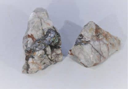 Molybdénite, mine du Thillot, Château-Lambert, Haute-Saône.