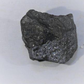 Galène et Sphalérite (blende), mine d'argent de Pont-Péan, Bruz, Ille-et-Vilaine.