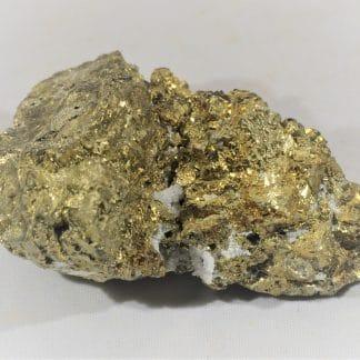 Chalcopyrite, Cuzac, Lot.