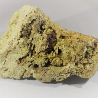 Axinite et Epidote, Chamrousse, Isère.