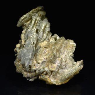 Barytine, fluorine et galène, Fontsante, Var.