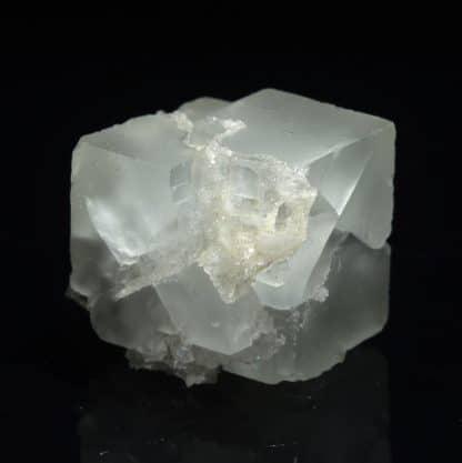 Fluorine, quartz, Montroc, Tarn.