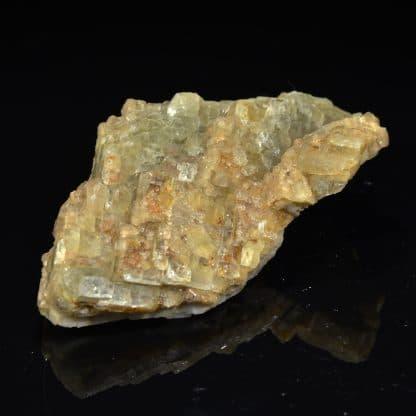 Barytine, mine de Voltennes, La Petite Verrière, Saône et Loire.