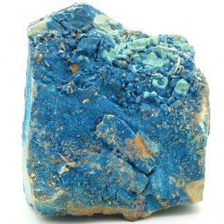 Cornétite, Mine de l'Étoile, Lubumbashi, Haut-Katanga, RD Congo.