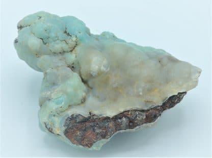 Smithsonite, Mine du Laurion, Attique, Grèce.