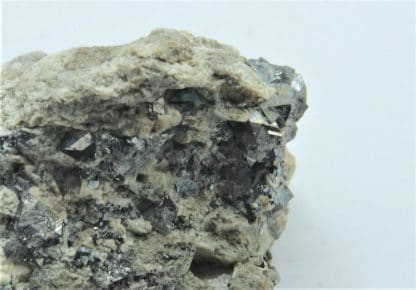 Arsénopyrite, La Brûlée, Saint-Prix, Saône-et-Loire, Morvan.