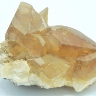 Calcite, Carrière de Biesmerée, Mettet, province de Namur, Belgique.