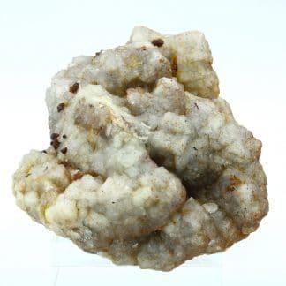Fluorite, quartz, pyrite, Voltennes, Saône-et-Loire, Morvan.