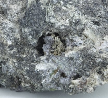 Arsenic natif, Gabes Gottes, filon Saint-Jacques, Sainte-Marie-aux-Mines.