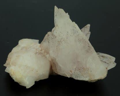 Calcite, carrière de Trapp, Raon-l'Etape, Vosges.