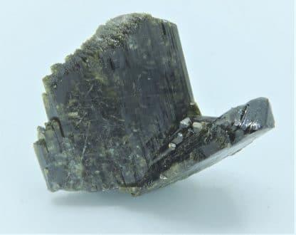 Cristal d'Epidote, Aiguilles Grises, Massif du Mont-Blanc, Italie.