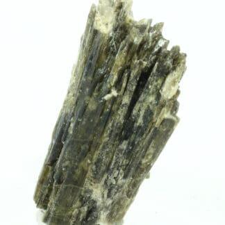 Cristal d'épidote du Lac de Lauvitel vers Bourg d'Oisans (Isère)