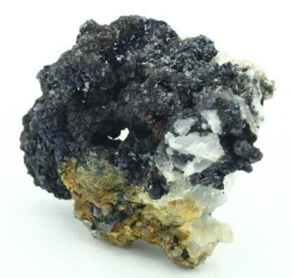 Cuprite de la mine de Montroc dans le Tarn, Occitanie.