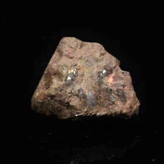Feldspath et quartz, Remiremont, Vosges, France.