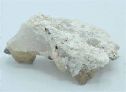 Anatase sur quartz chloriteux du massif de la Lauzière en Savoie