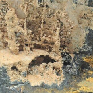 Hureaulite, Mine de Cunha Baixa, Mangualde, Portugal.